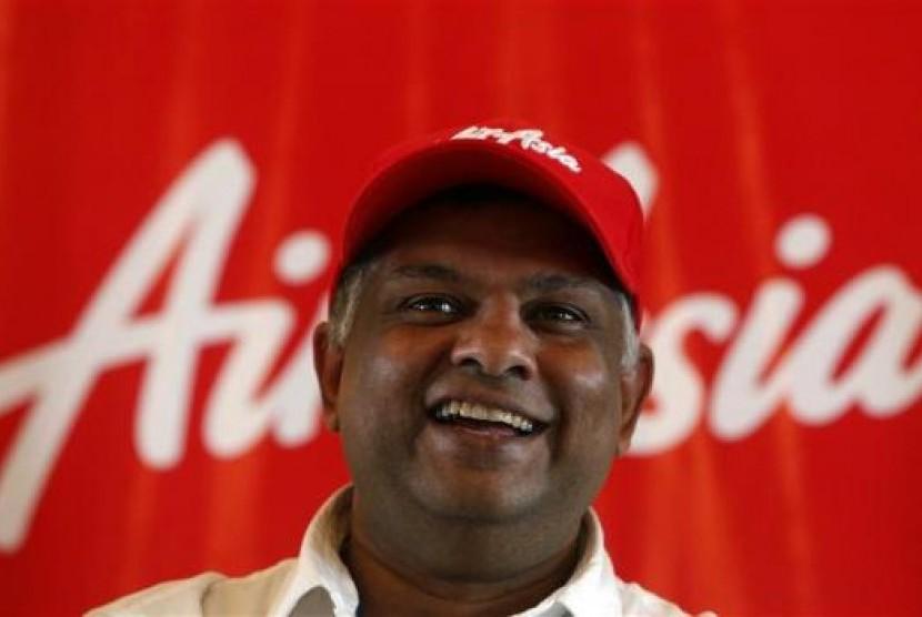 CEO AirAsia, Tony Fernandes.