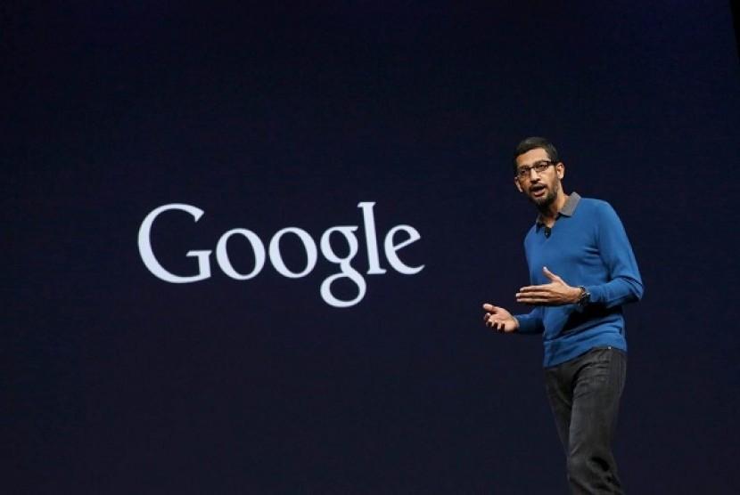 Google Minta AS Larang Iklan Pemilu oleh Negara Asing