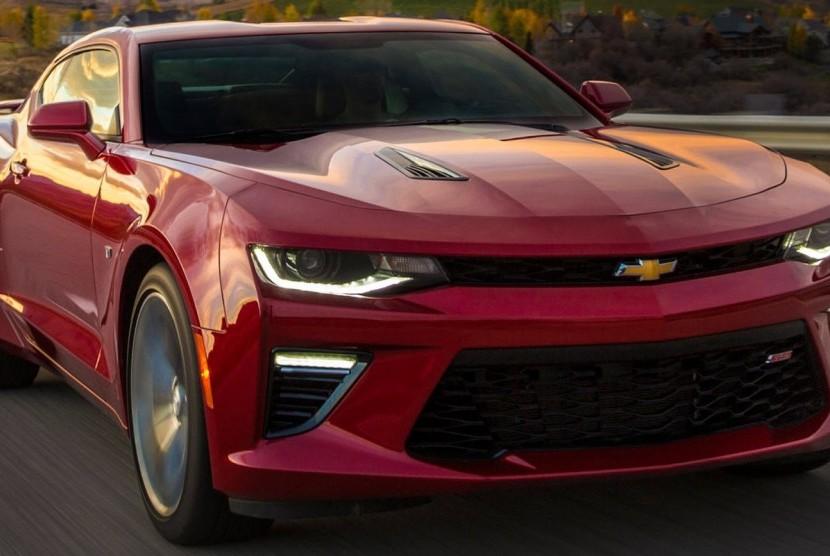 Chevrolet. Ilustrasi