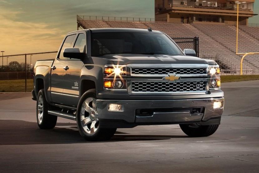 Chevrolet Silverado yang ditarik GM dari pasaran di Amerika Utara