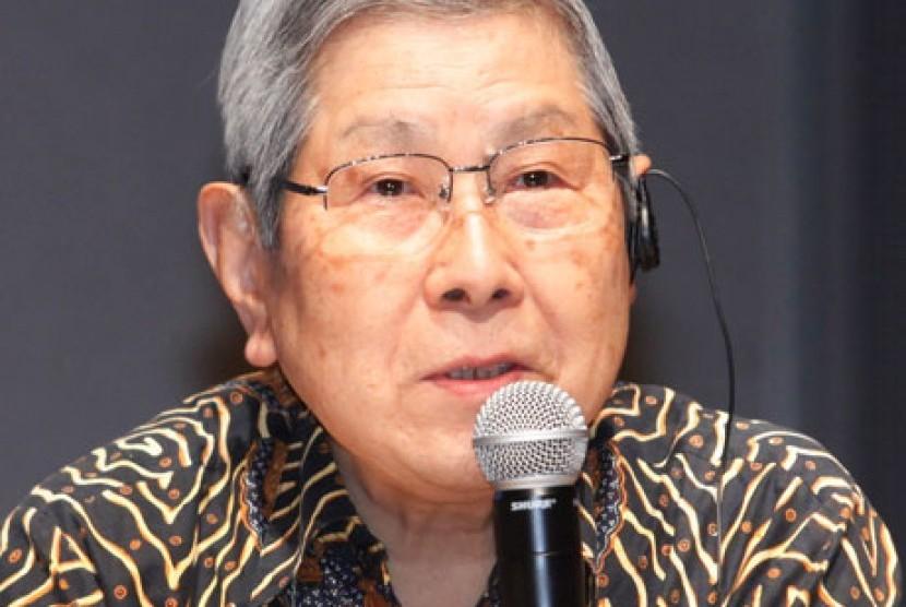Chiba University, Jepang, Profesor Emeritus Mitsuo Nakamura