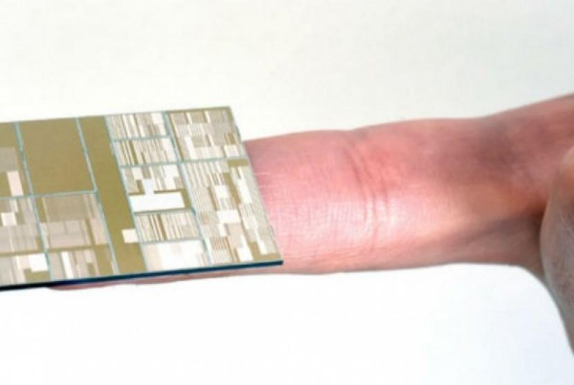 Chip yang dibuat oleh IBM