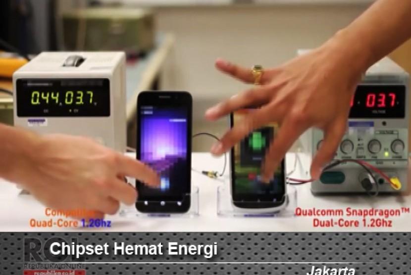 Chipset Hemat Energi