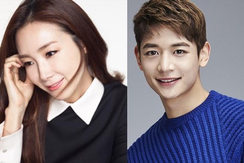 Choi Jin Woo dan Minho Shinee