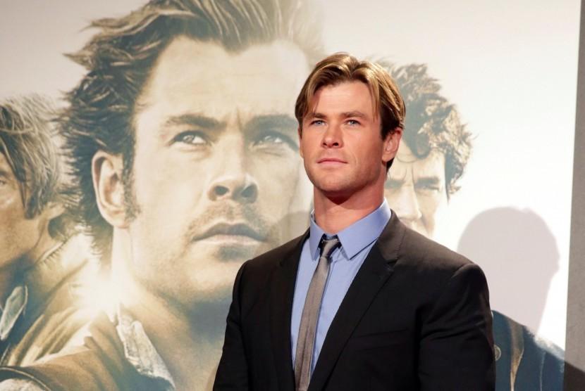 Chris Hemsworth Paparkan Perjuangan Pernikahannya