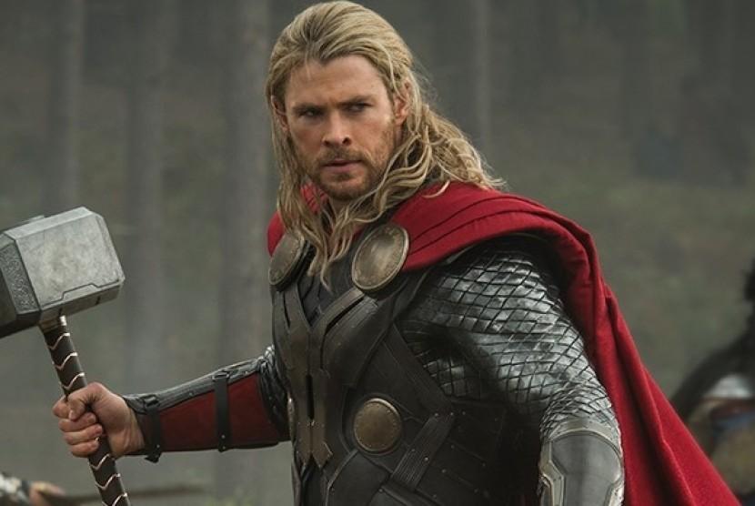 Avengers 4 Jadi Akhir Chris Hemsworth Sebagai Thor