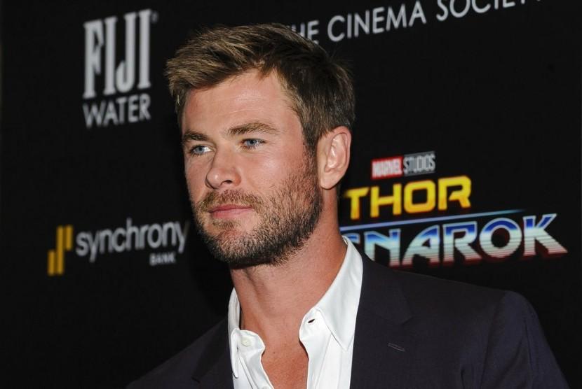 Chris Hemsworth Tetap Muncul di Avengers: Infinity War