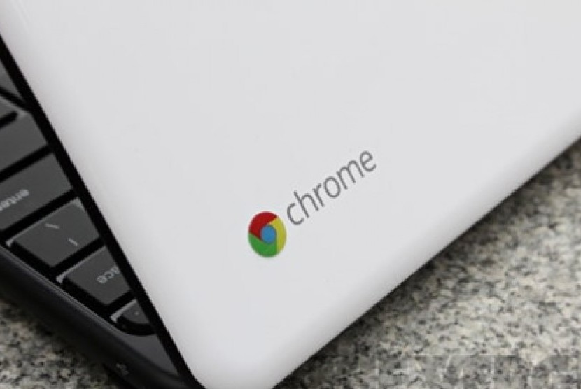 Chromebook.