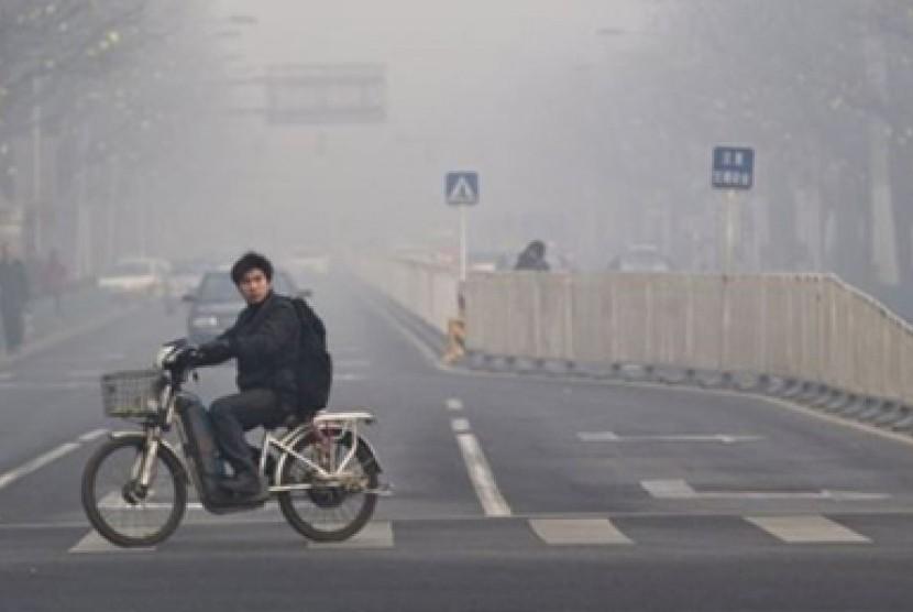 Polusi Udara Tewaskan Sembilan Juta Populasi Dunia