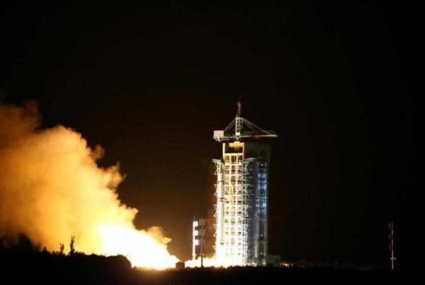 Hingga 2020, Cina akan Upgrade Satelit Komersial