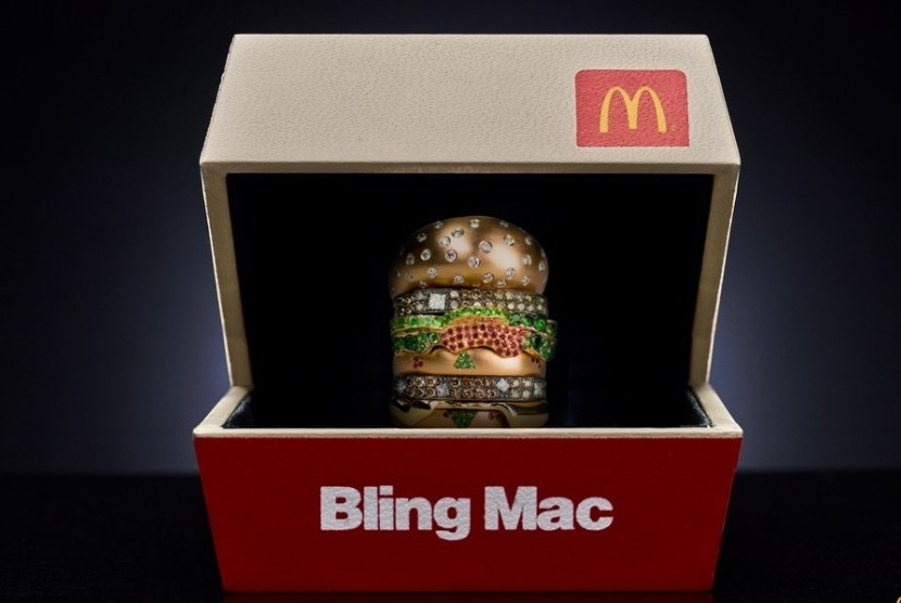 Cincin burger.
