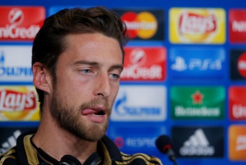 Ayah Marchisio Bantah Anaknya akan Hengkang ke AC Milan