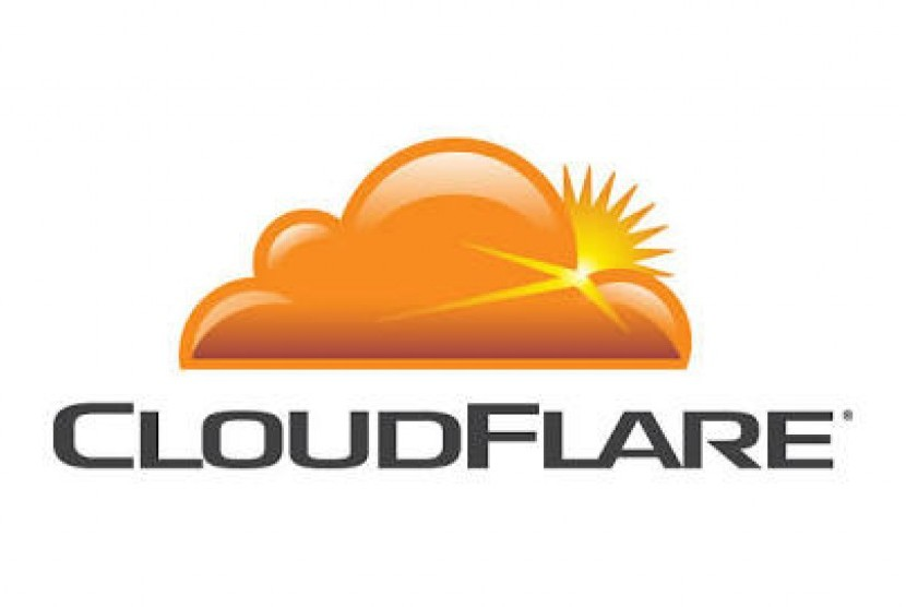 Cloudflare. Ilustrasi