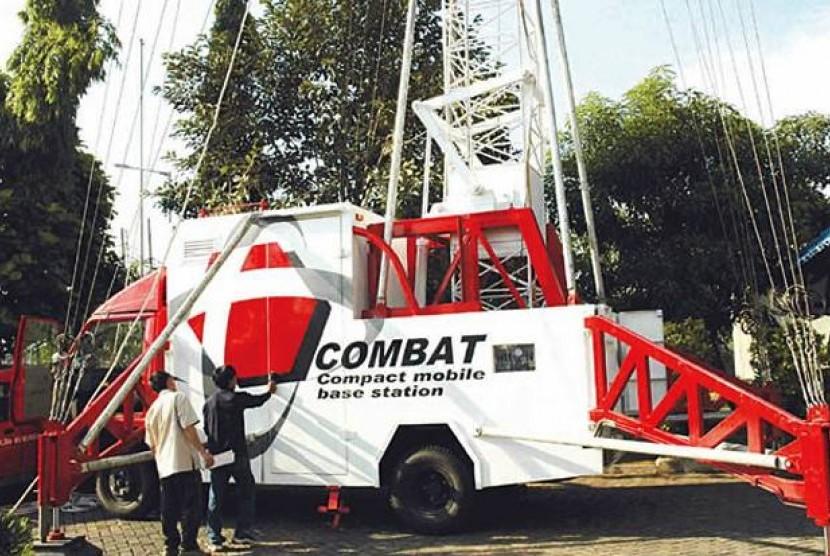 Combat Telkomsel (ilustrasi)