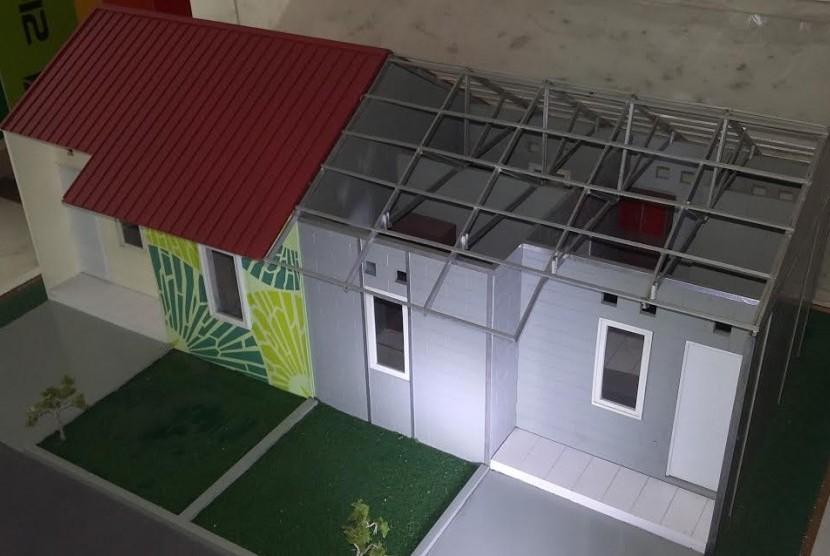 contoh rumah domus