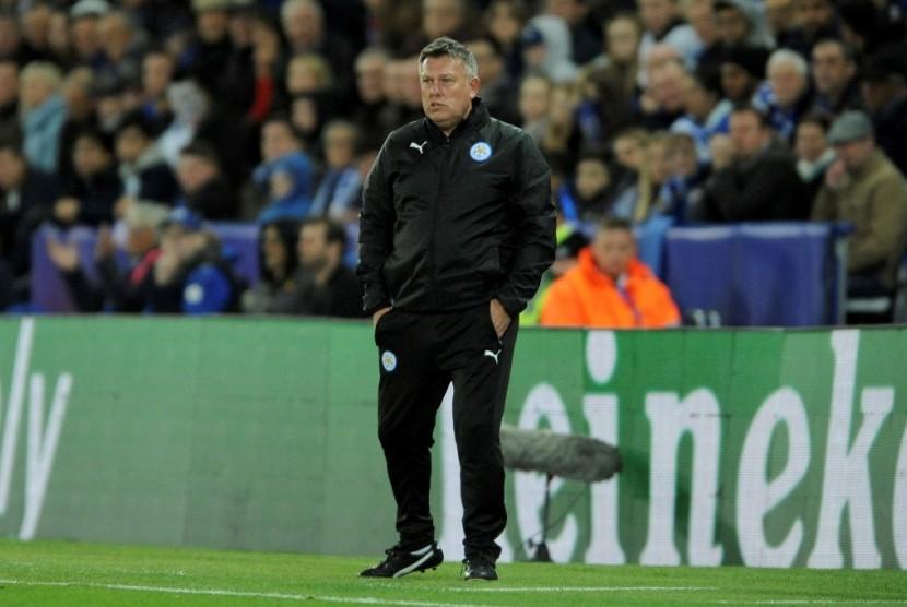 Leicester City Pecat Shakespeare dari Jabatan Pelatih