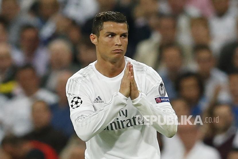 Ssttt... Ronaldo Kecil Kerap Dikatai Cengeng oleh Teman-Temannya