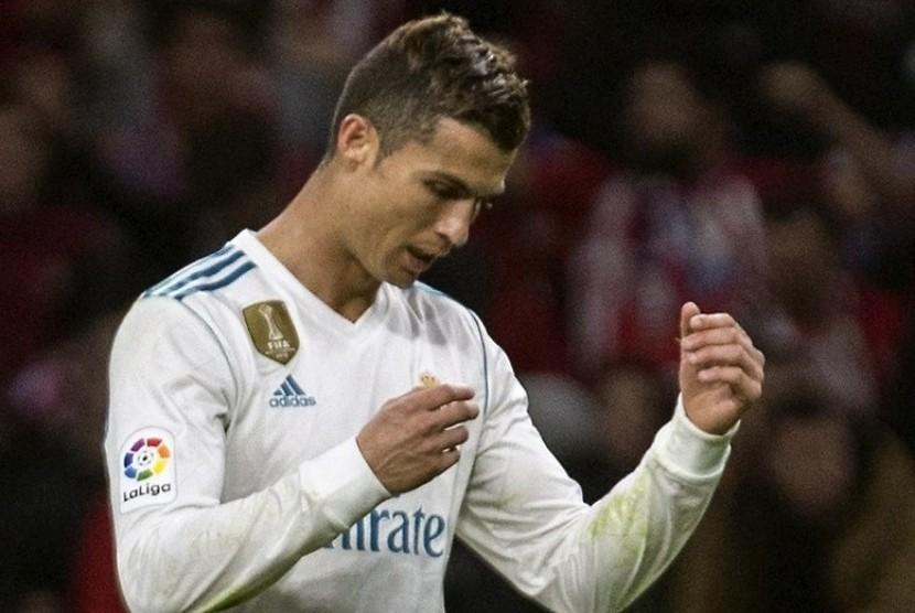6 Calon Pengganti Ronaldo Andai Hengkang dari Madrid