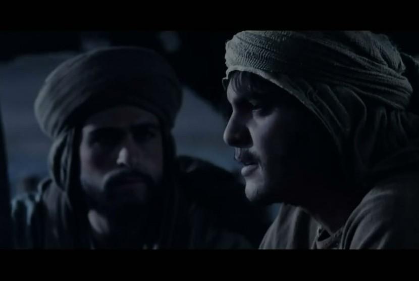 Cuplikan serial Omar yang ditayangkan MNCTV.