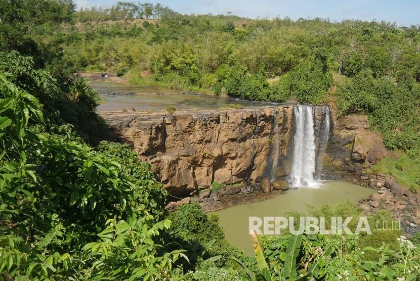 Geopark Ciletuh Resmi Jadi Global Geopark