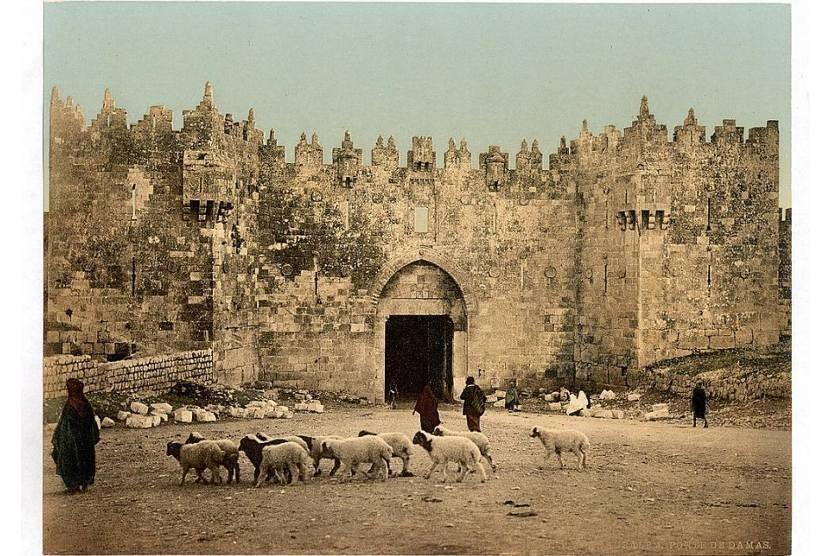 Damaskus, Pintu Gerbang Yerusalem