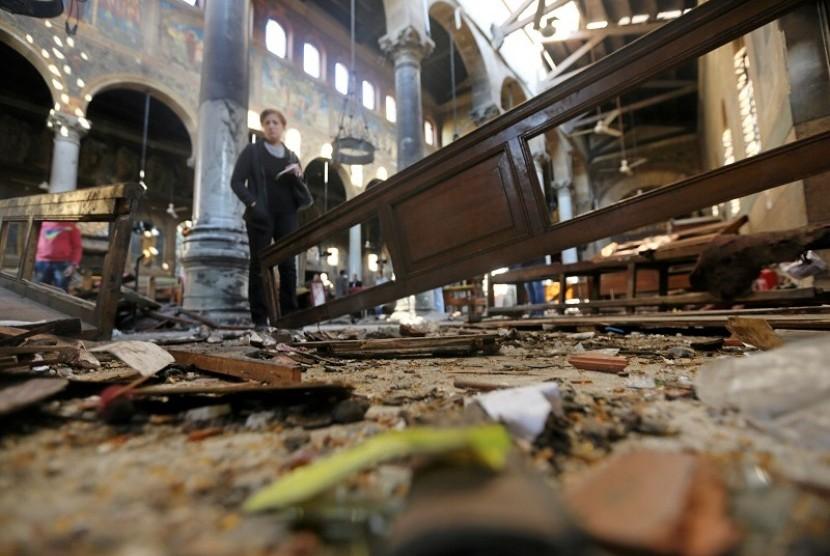 Pengeboman Dua Gereja di Mesir, Amany Lubis: Saya Mengutuk itu!