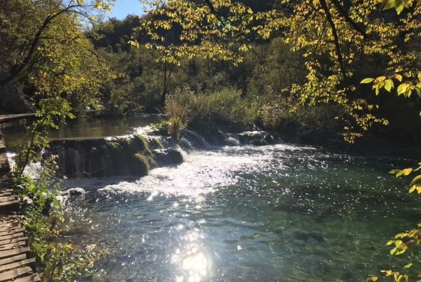 Danau Plitvice Kroasia