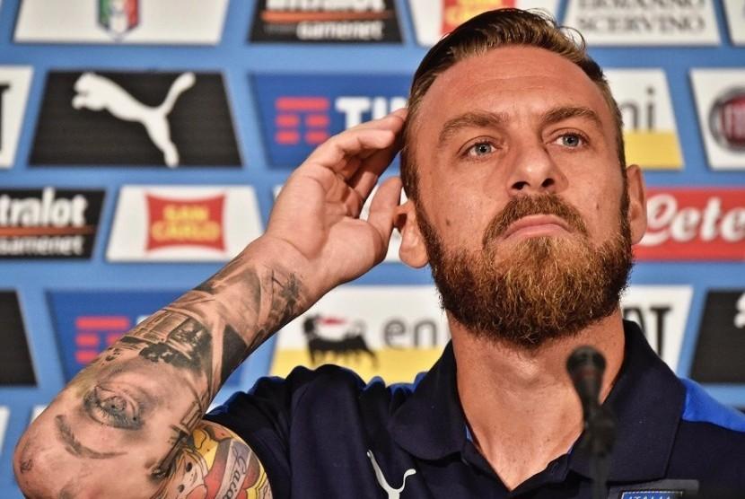 De Rossi: Napoli dan Juve Masih Ungguli Roma