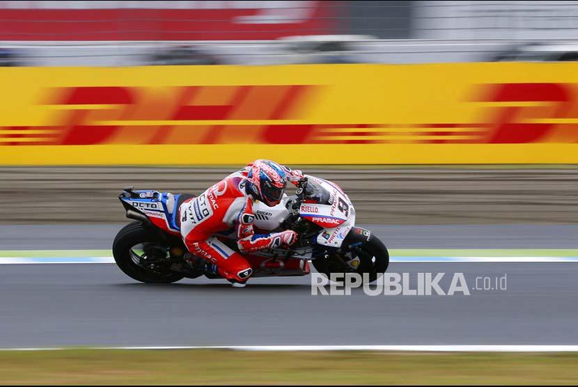 Desmosedici Jadi Motor Terbaik MotoGP Musim Ini