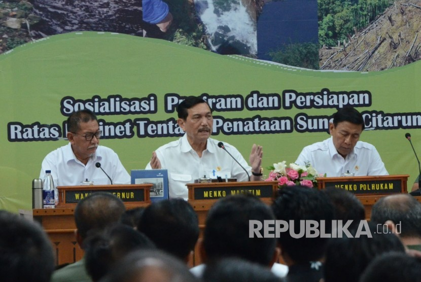 Wiranto: Jabar Daerah 'Panas' Pilkada Serentak 2018