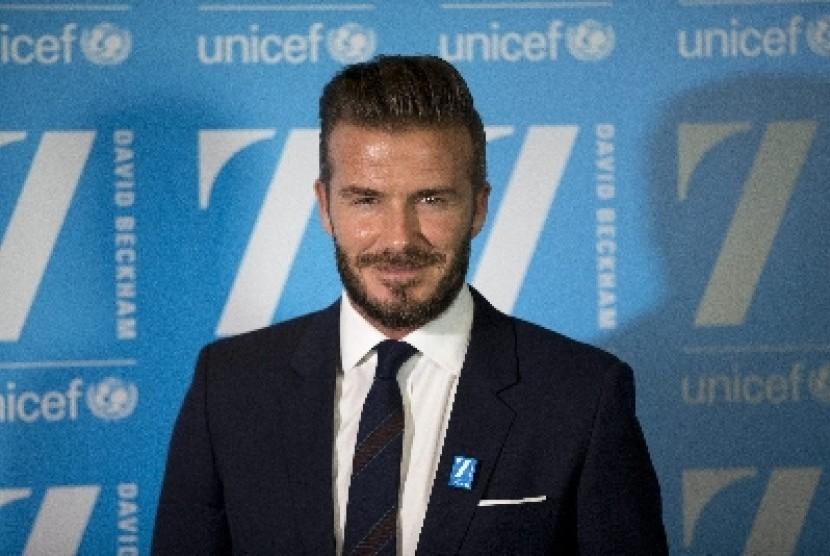 Ini Perawatan Kulit yang tak Bisa Ditinggalkan David Beckham