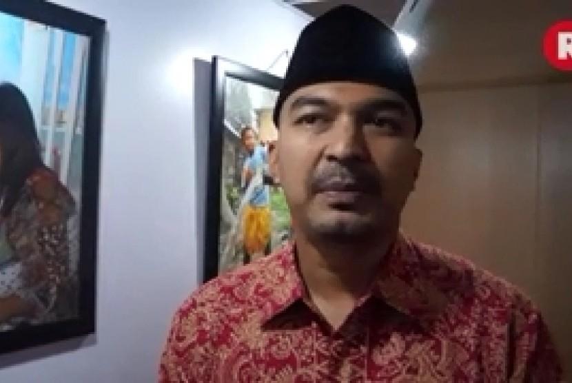 David Chalik Perjuangkan Masjid di Apartemen