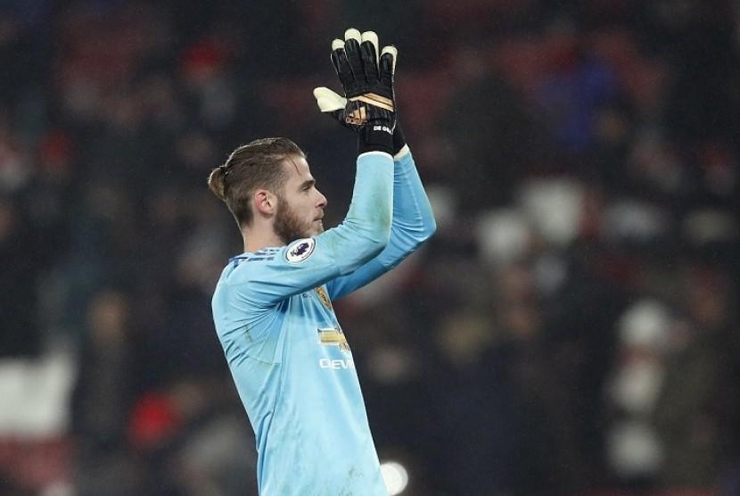 Wenger Sebut De Gea Bintang Laga MU Saat Taklukkan Arsenal