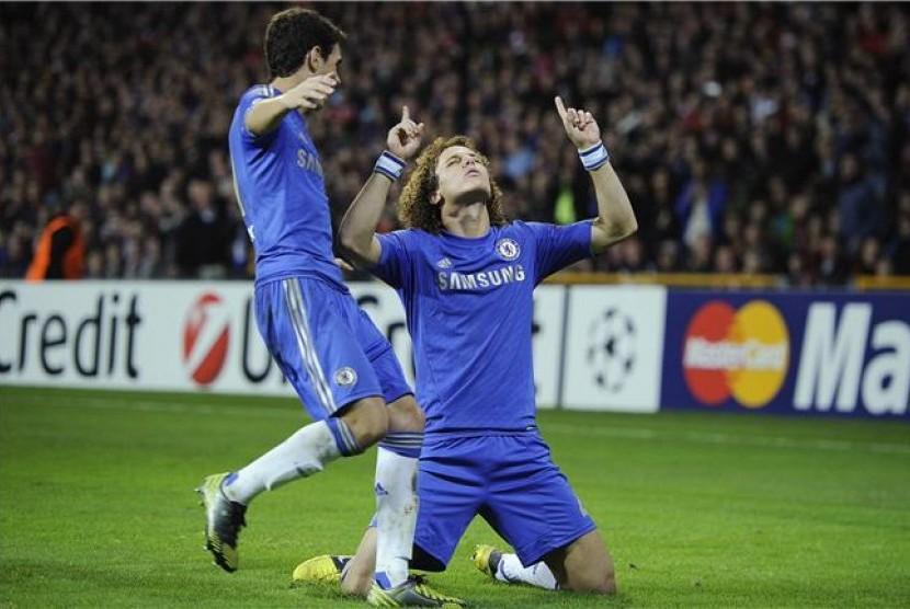 Bertandang ke Klub Promosi, Chelsea Bisa Mainkan David Luiz