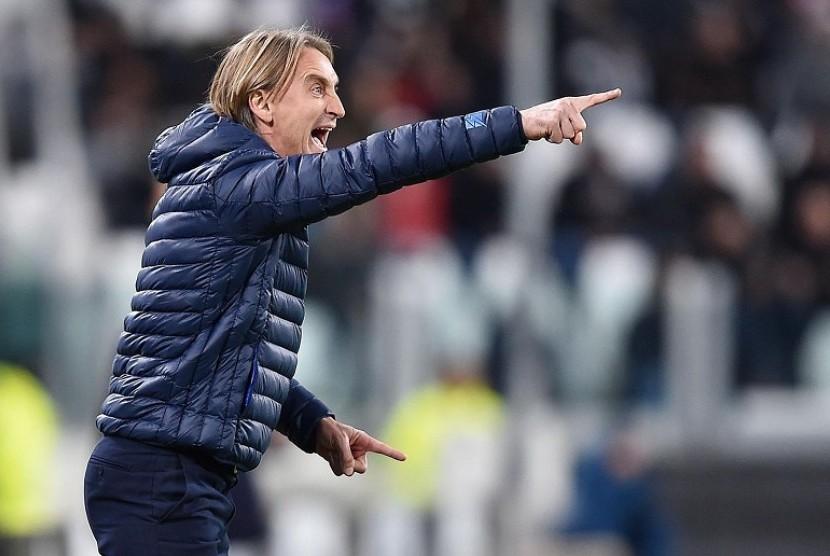 Dibantai Juventus, Crotone Akui Lelah Hingga Fokus Menurun