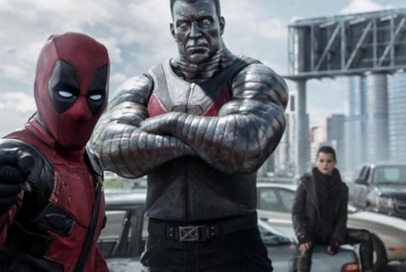 Jadwal Rilis Deadpool 2 Dimajukan Dua Pekan