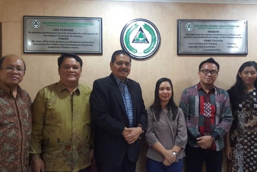 Delegasi BKSP DPD RI berkunjung ke Filipina.