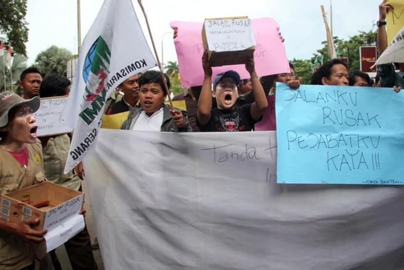 Demo aktivis KAMMI