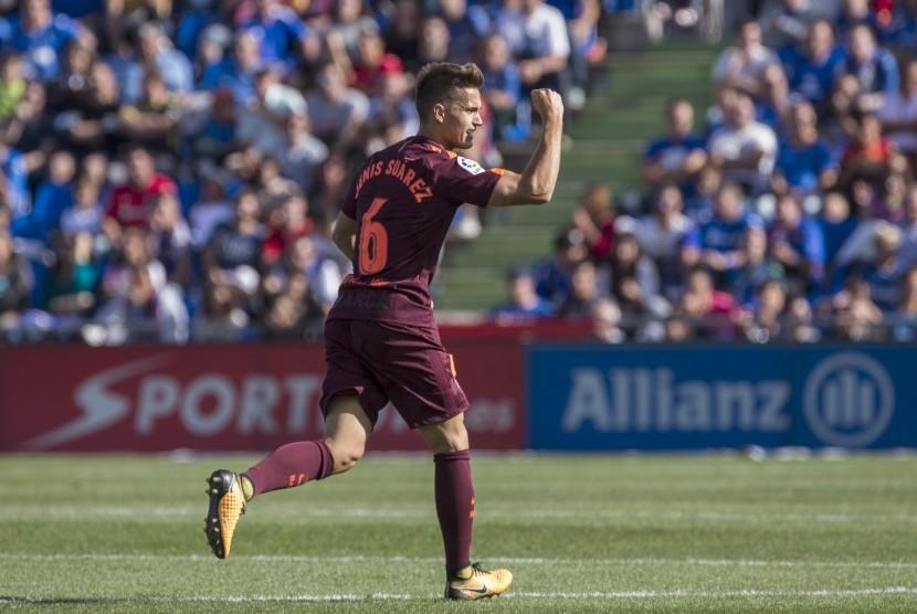 Barca Menang, Suarez dan Paulinho Bungkam Pengkritik