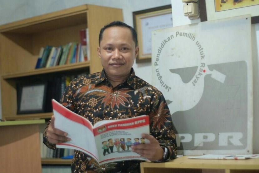 Image result for Koordinator Nasional Jaringan Pendidikan Pemilih untuk Rakyat (JPPR) Sunanto