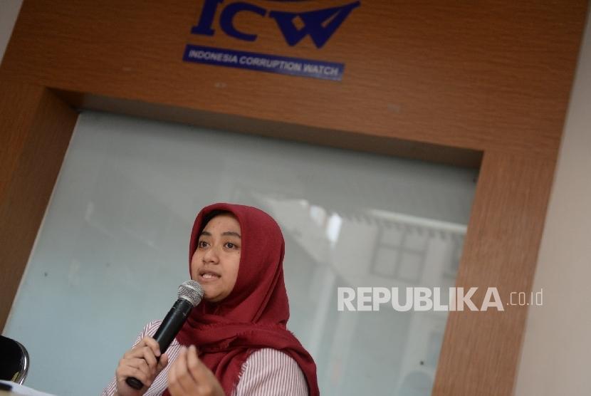 Deputi Perkumpulan Pemilu untuk Demokrasi (Perludem) Khoirunnisa Nur Agustyati