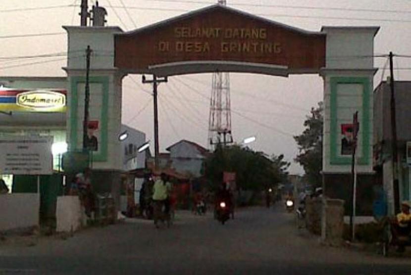 Desa Grinting