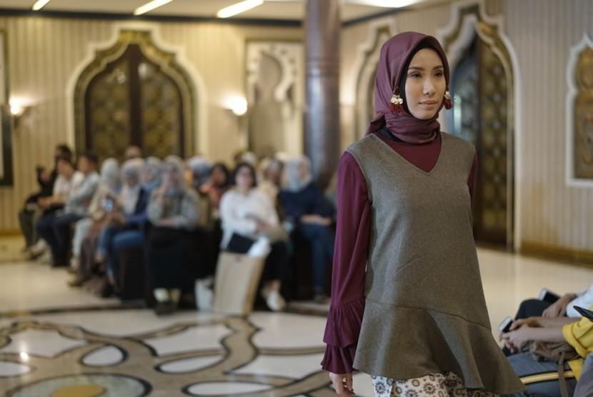 Berlabel Baru, Jenahara Hadirkan Koleksi Bergaya Maroko
