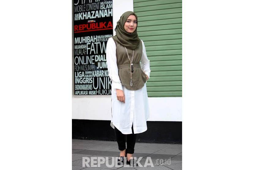 Designer Muslimah Jenahara Nasution