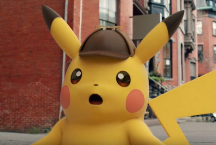 Permalink to Film Detective Pikachu Digarap Tahun Depan