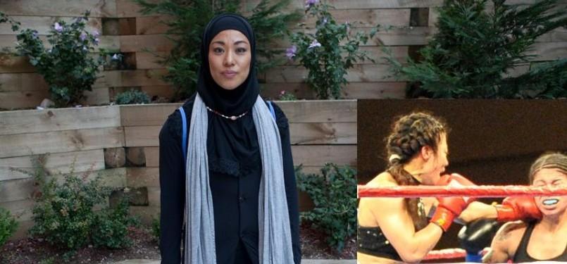 """Saya mulai berpikir tentang indahnya Islam di di Kairo dan menyatakan keislaman saya di Dubai."" (Chris Eubank)"