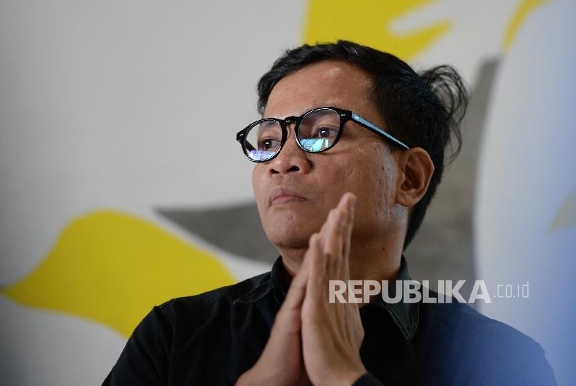 Direktur Amnesty International Indonesia - Usman Hamid