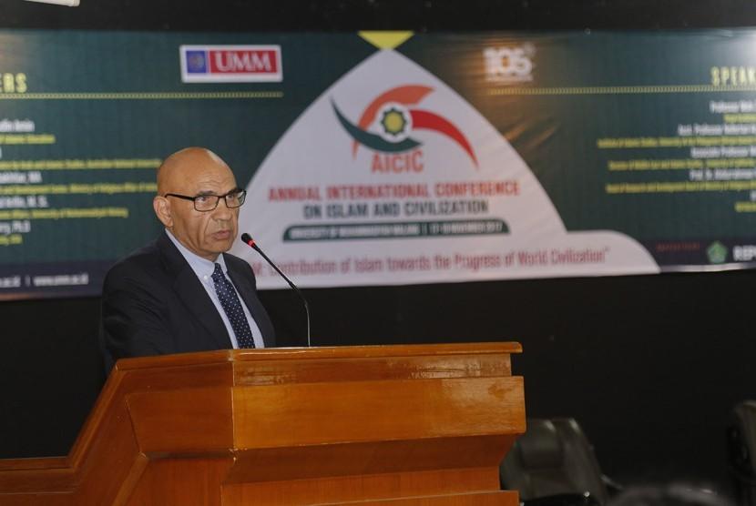 Syed Farid Alatas, Pemikir Keislaman Malaysia