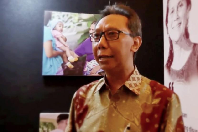 Direktur Eksekutif Departemen Komunikasi Bank Indonesia Tirta Segara
