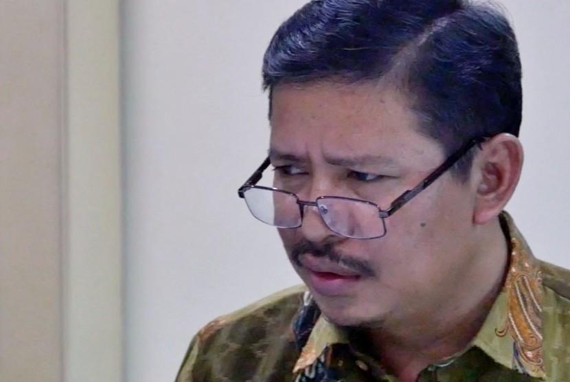 Direktur Guru dan Tenaga Pendidikan Kemenag, Prof Suyitno